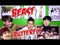 BEAST (비스트) -  BUTTERFLY MV REACTION (FUNNY FANBOYS)