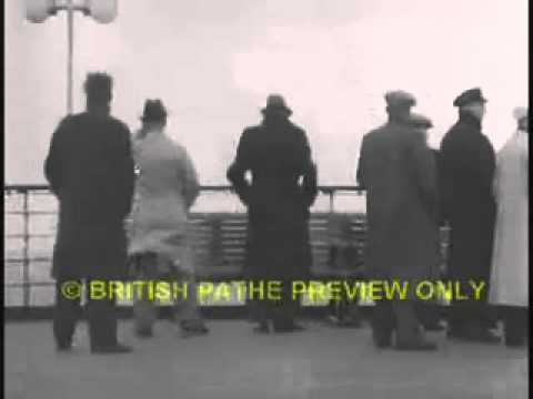 Wilhelm Gustloff - Pegaway Sinking & Rescue in April, 1938.
