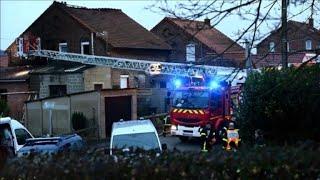 4 Morts dont 2 pompiers dans l'incendie d'une maison
