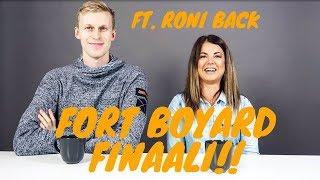 FORT BOYARD FINAALI!!    Ft. Roni Back