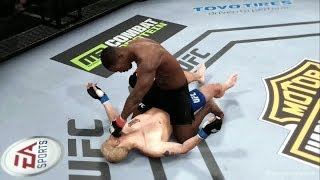 EA Sports UFC - Gameplay Part 1 ( Demo ) [ HD ]