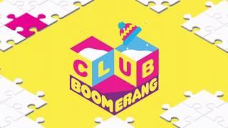 Boomerang HD France Christmas Club Continuity 2016 King Of TV Sat