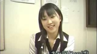 キャラリンッぱ!20070504-3 伊藤有里奈さん 栗原まゆ 動画 27