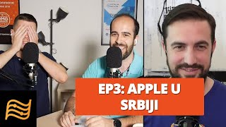 APPLE U SRBIJI (gost Ivan Jelić) | Office Talks Podcast EP3