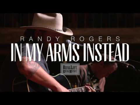 Randy Rogers - In My Arms Instead (Live Acoustic Solo Version)