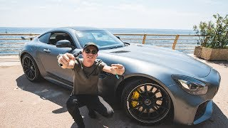 WHY THE AMG GTR IS WORTH £150.000!