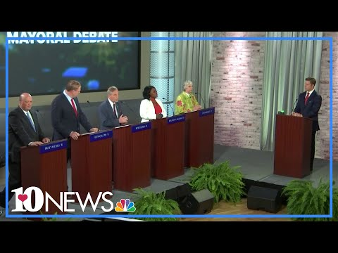 Knox County Mayoral Debate (Part 1)