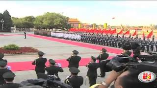 Uhuru expects China visit to boost relations