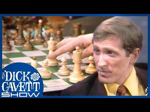Bobby Fischer Gives Dick Cavett A Chess Crash Course | The Dick Cavett Show