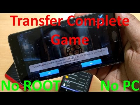 [Updated] How To Transfer Game Data From One Android To Another Without Rooting (No PC)