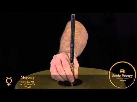 Tuning Fork - Mercury; 141.27 Hz / C3#