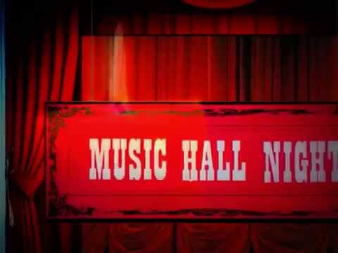 Victorian Style Music Hall Night Part 1