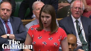 Jo Swinson asks Theresa May how to deal with men 'who think they could do a better job'