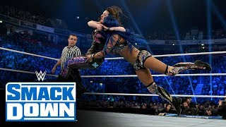 Nikki Cross vs. Sasha Banks: SmackDown, Nov. 8, 2019
