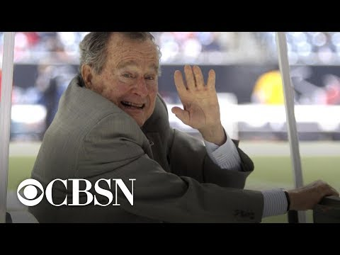 Ex-chief of staff John Sununu remembers George H.W. Bush