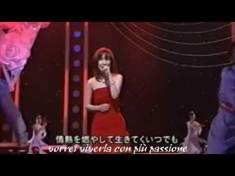 Lady Oscar - Canzone Originale Completa - Live - Sub ITA - LQ - HD - By Mrx