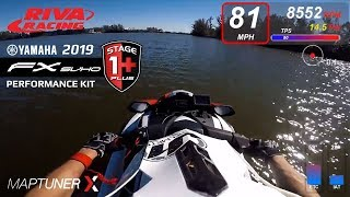 RIVA Yamaha 2019 FX Stage 1 PLUS Kit Testing