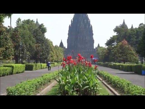Indonesia 2015 Jogjakarta, Borobudur & Prambanan