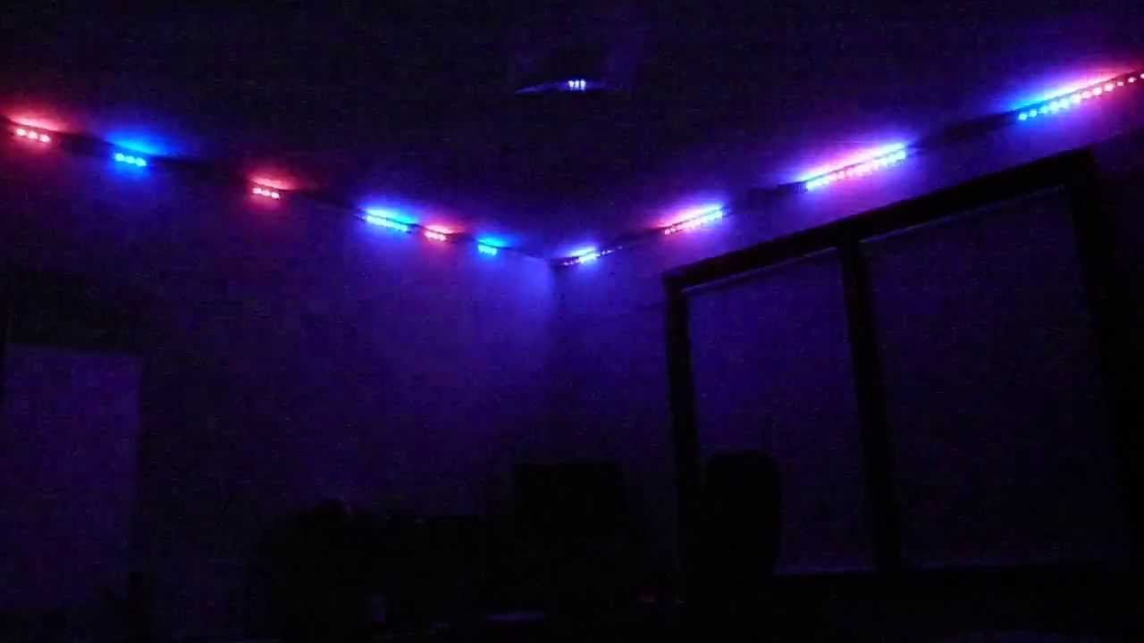 Rgb light strip synced to music youtube rgb light strip synced to music aloadofball Image collections