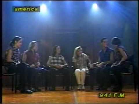 MENUDO   ESPECIAL DE AMERICA TV.ENTREVISTA PARA STUDIO 4  PART 1.wmv