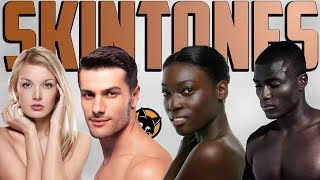 How To Make Your Own Skintones