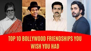 Top 10 Bollywood Friendships You Wish You Had | SpotboyE