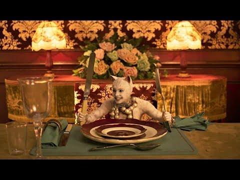 КОШКИ - Русский трейлер 2020 (Дубляж) / CATS 2020