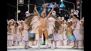Comparsa Bella Samba - Show Batería Eterna Guerrera - Segunda Noche - Carnaval de Concordia 2018