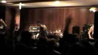 "Subhumans ""Mickey Mouse Is Dead / No"" Philadelphia 9/21/07"