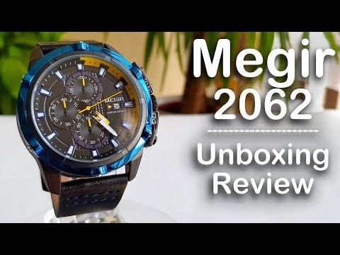 Megir 2062 / ML2062G - Unboxing and review