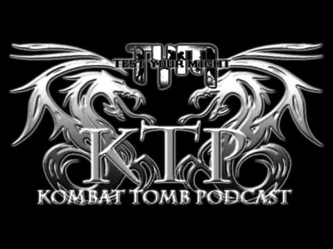 Kombat Tomb Podcast - Ep. 24 with Krayzie