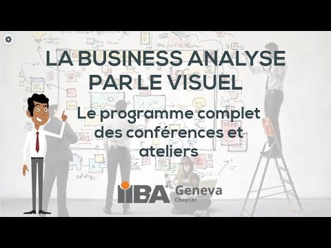 Programme du congrès de business analyse 2018