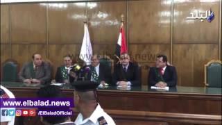 «الإدارية العليا» تقبل طلب رد المحكمة في قضية «تيران وصنافير».. فيديو وصور