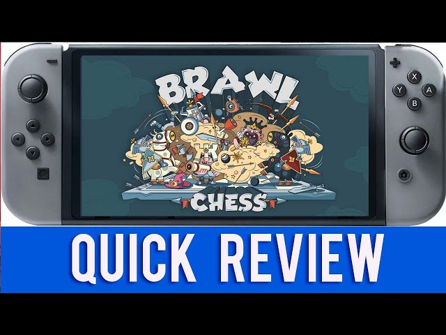Brawl Chess - Quick Review   Nintendo Switch