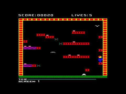 Jam Butty for the BBC Micro