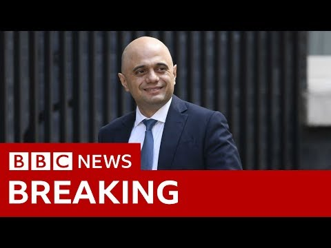Sajid Javid out of race to become next British prime minister - BBC News