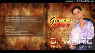 D White Generous Love Extended New Generation 2016
