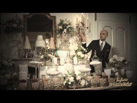 Confettata Matrimonio Country Chic : La confettata chic firmata enzo miccio youtube