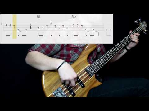 David Bowie - Ashes To Ashes (Bass Cover) (Play Along Tabs In Video)