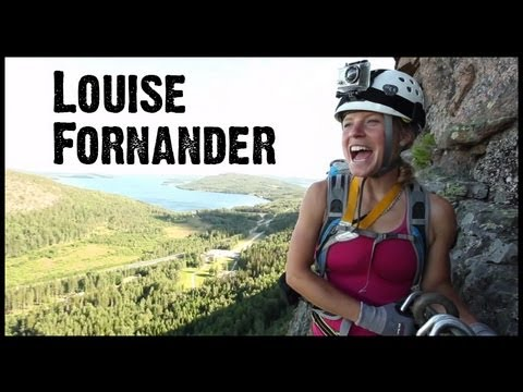 Louise Fornander - Our Energetic Swedish Chemist