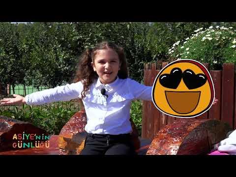 Okulda Bir Sürpriz Var! - Asiye'nin Günlüğü
