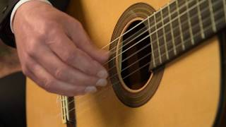 Clever exercise for the Right Hand Thumb. Carcassi Op.60 No.12