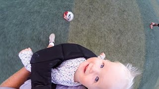 GoPro Awards: Baby's First Fútbol Game