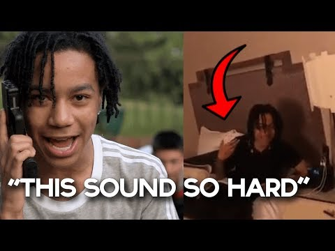 YBN Nahmir Reacts To Gay Remix