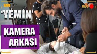 Yemin Kamera Arkası - Yemin 291 Bölüm Kamera Arkası - Emir Aşka Geliyor!