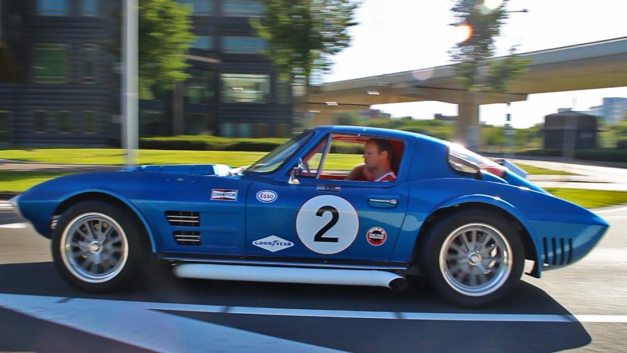 LOUD Corvette Grand Sport C2 EPIC Ford GT40 ERA