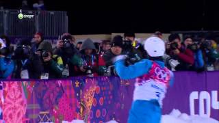 Anton Kushnir gold jump, Sochi (Антон Кушнир золотой прыжок, Сочи)