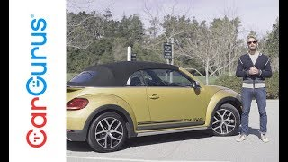 2018 Volkswagen Beetle | CarGurus Test Drive Review