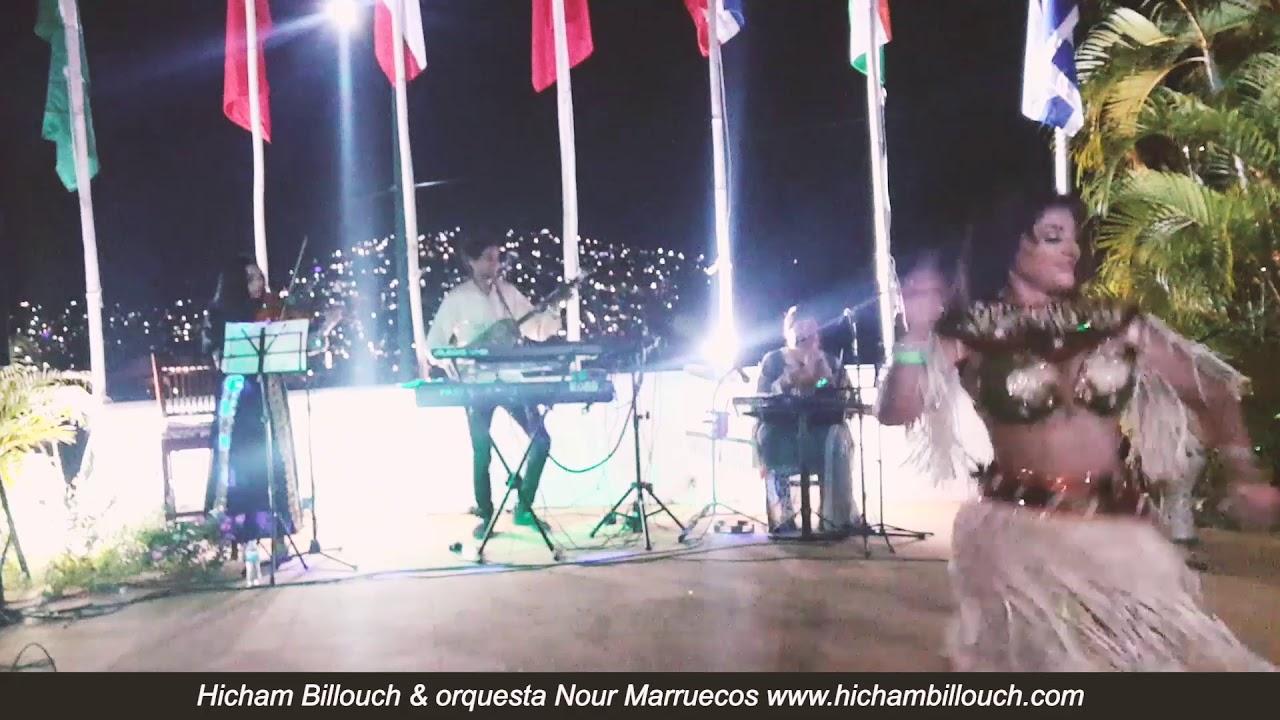 Música Y Danza árabe Y Marroquí Hicham Billouch Nour Marruecos Youtube