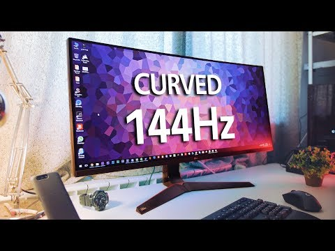 """Amazing Curved 34"""" Gaming Monitor BUT... Should You Avoid It?"""